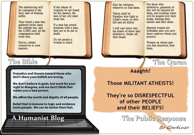 Militant Humanists