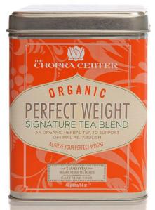 chopra weight loss tea