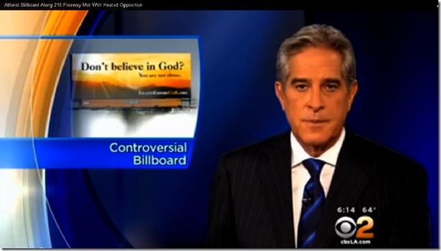 controversial Colton billboard