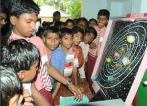 India's Atheist Centre teaches children not to fear eclipses
